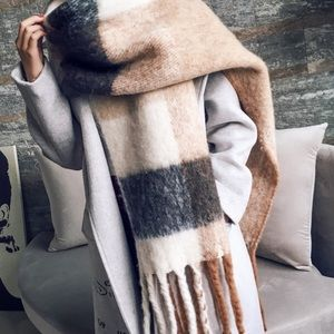 Luxurious Large & Soft Blanket Scarf